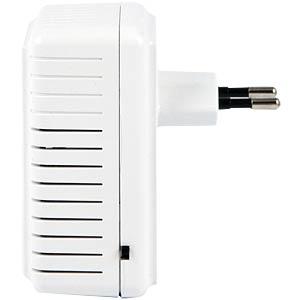 500MBit/s Powerline + 300MBit/s WLAN Adapter ALLNET 99301
