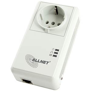 Network socket, switch/measure via IP ALLNET 104248