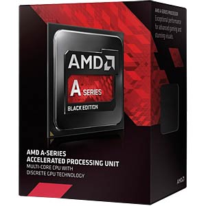 AMD FM2+ A10-7700K, 4x 3.40GHz, boxed AMD AD770KXBJABOX