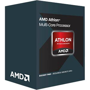 AMD FM2 Athlon II X2 370K Black Edition, 2x 4.00GHz, boxed AMD AD370KOKHLBOX