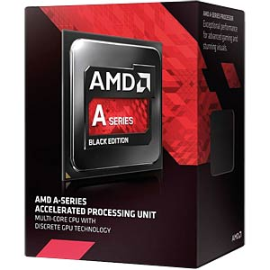 AMD FM2+ A6-7400K, 2x 3.50GHz, boxed AMD AD740KYBJABOX
