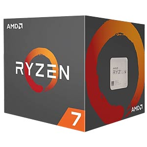 AMD AM4 Ryzen 7 1700, 8x 3.00GHz, boxed AMD YD1700BBAEBOX