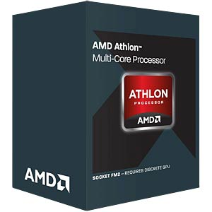 AMD FM2+ Athlon X4 880K Black Edition AMD AD880KXBJCSBX