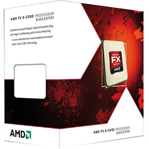 AMD AM3+ FX-6350, 6x 3.90GHz, boxed AMD FD6350FRHKBOX