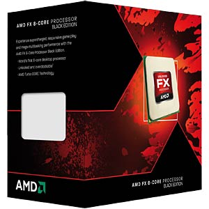 AMD AM3+ FX-8370E, 8x 3.30 GHz, boxed AMD FD837EWMHKBOX
