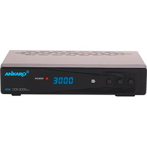ANK DCR3000+ - Receiver