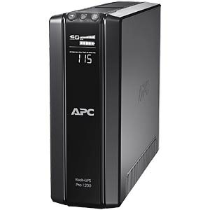 Power-Saving Back-UPS Pro, 1200VA LCD, 230V APC BR1200GI