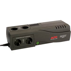 APC Surge Plus 325 - 325 VA - 185 W If service is required, plea APC BE325-GR
