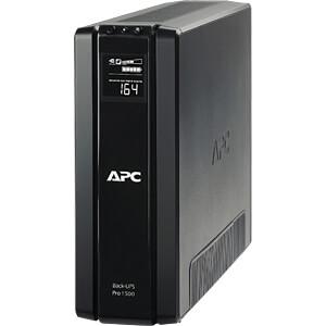 Power-Saving Back-UPS Pro,1500VA-Schutzkontakt APC BR1500G-GR