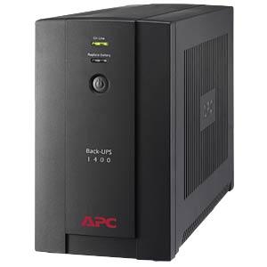 Back-UPS 660W-1400VA 230V- 6 Ausgänge APC BX1400UI