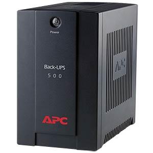 Back-UPS 300W-500VA 230V- 3 Ausgänge APC BX500CI