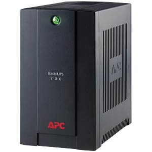 APC Back-UPS 390 W-700 VA 230 V - 4 outputs APC BX700UI