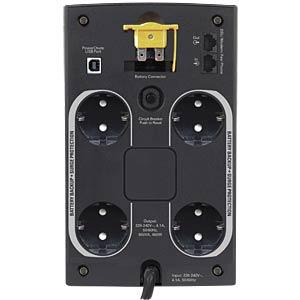 Back-UPS 480W-950VA 230V- 4 Ausgänge APC BX950U-GR