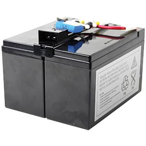 RBC 48 replacement battery FREI