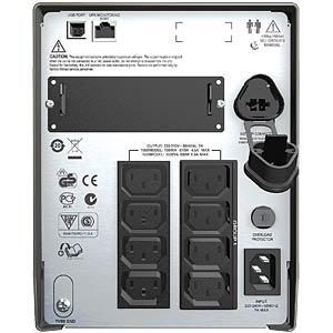 SmartUPS 1000I LCD-USV-670 Watt-1000VA APC SMT1000I