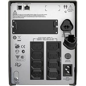 APC SmartUPS 1500I LCD-USV-980 Watt-1500VA APC SMT1500I