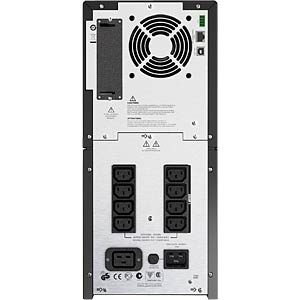 APC SmartUPS3000I LCD UPS - 2700 watt - 3000 VA If service is re APC SMT3000I