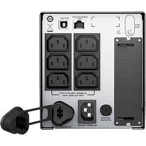 APC Smart-UPS 750 LCD-USV - 500 Watt - 750VA APC SMT750I