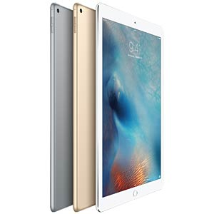 Apple iPad Pro, 128 GB, Wi-Fi+Cellular, Gold APPLE ML3Q2FD/A