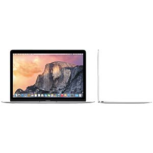"MacBook - 12"" - Core M - 8GB - 512GB - Silber APPLE MF865D/A"