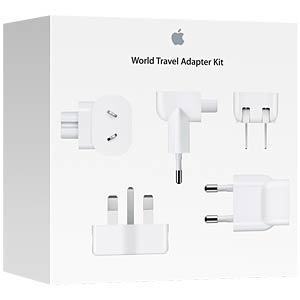 Apple World Travel Adapter Kit APPLE MD837ZM/A