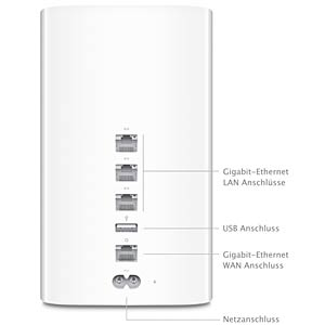 AirPort Extreme APPLE ME918Z/A