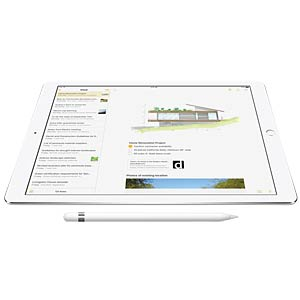 Apple Pencil voor iPad Pro APPLE MK0C2ZM/A
