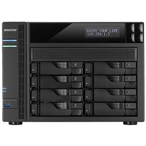 NAS-Server Leergehäuse ASUSTOR 90IX00B1-BW3S10