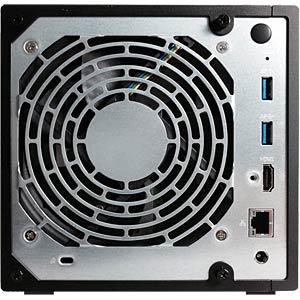 NAS-Server Leergehäuse ASUSTOR 90IX00W1-BW3S10