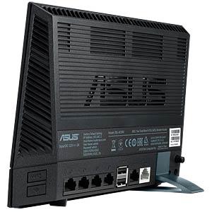 WLAN Router 2.4/5 GHz ADSL/VDSL 1200 MBit/s ASUS 90IG01E0-BM3000