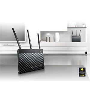 AC1900 ADSL / VDSL WLAN Router ASUS 90IG00V1-BM3G00