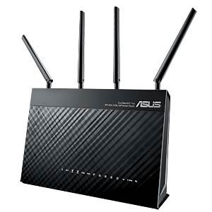 AC1900 ADSL/VDSL WIFI router ASUS 90IG02M0-BM3H00