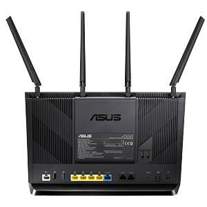AC1900 ADSL / VDSL WLAN Router ASUS 90IG02M0-BM3H00