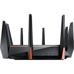 WLAN Router 2.4/5 GHz 5300 MBit/s ASUS 90IG03S1-BM2G00
