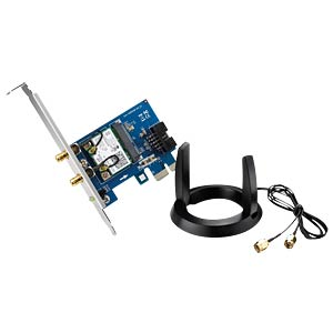 ASUS WIFI/Bluetooth PCI-E Card 1200 MBit/s ASUS 90IG02Q0-MM0010