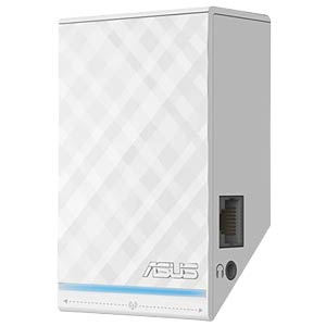 Wireless N300 WLAN repeater ASUS 90IG00Q0-BM0N00