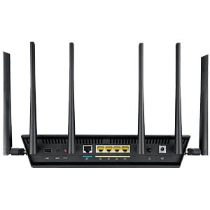 AC3200 Tri-Band Gigabit WLAN Router ASUS 90IG01F1-BM2G00