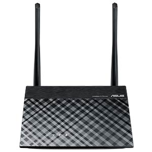 WLAN Router 2.4 GHz 300 MBit/s ASUS 90-IG29002M03-3PA0-