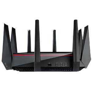 WLAN Router 2.4/5 GHz 5300 MBit/s ASUS 90IG0201-BM2G00