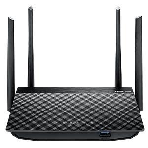 WLAN Router 2.4/5 GHz 1300 MBit/s ASUS 90IG02N0-BM3000
