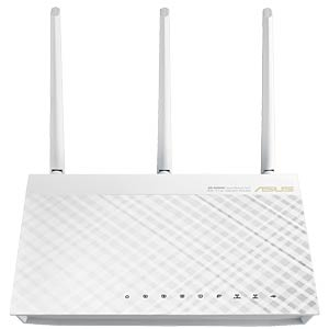 AC1750 Dual-Band Gigabit Router white ASUS 90-IGY7002M03-3PA0-