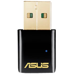 AC600 WLAN USB adapter ASUS 90IG00I0-BM0G00