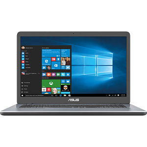 Laptop, Vivobook X705, Windows 10 Home ASUS 90NB0IF2-M01320
