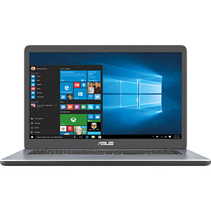 Laptop, Vivobook X705, Windows 10 Home ASUS 90NB0EV1-M09130