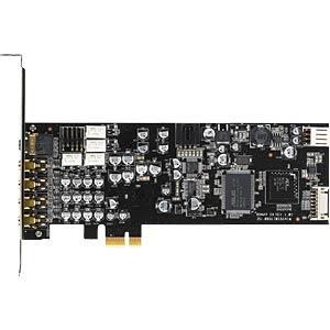 Soundkarte, intern, Xonar DX, 7.1, PCIe ASUS 90-YAA060-1UAN0BZ