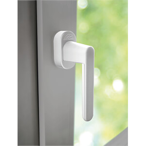 Fenstergriff mit Aufhebel- und Glasbruchalarm SCHELLENBERG 46501