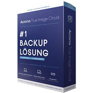 Backup solution for PC and Mac, 3 PC ACRONIS THIWB2DES