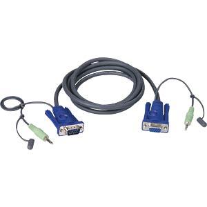 ATEN 2L-2402A - KVM Kabel