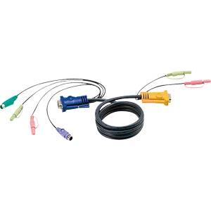 ATEN 2L-5302P - KVM Kabel