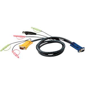 ATEN 2L-5303U - KVM Kabel VGA